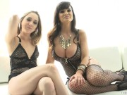 Lisa Ann behind the scenes with Remy Lacroix Summer Brielle and more
