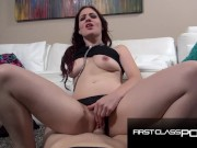 Busty Redhead Dominated and Fucked (Jessica Ryan) - FirstClassPOV