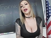 Big Tits Karma Rx Plays With Her Pussy and Dildo