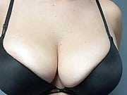 Black Bra too Small