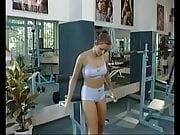 Denise La Bouche fuck in gym