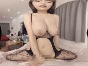BIG TITTIES ASIAN TEEN IN LINGERIE - [CAFR-269-B] 4K/VR