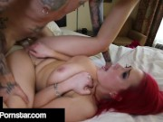PAWG Babe Siri Pornstar Face & Pussy Fucked, Then Cummed On!